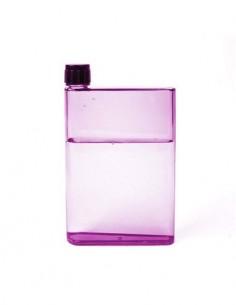 CATWALK Botella Libreta Para Agua H20 Rosa Plastico BPA Free 420ml