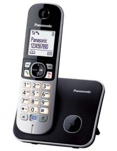 PANASONIC Telefono Inalambrico KX-TG6811 Negro