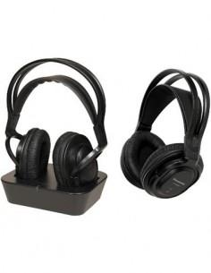 PANASONIC  Auriculares Inalambrico Duo RP-WF830W RF 100 mtrs