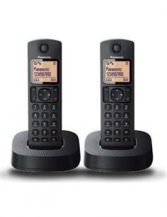 PANASONIC Telefono Inalambrico Digital Duo KX-TGC312 Negro