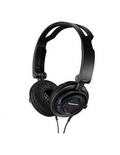 PANASONIC Auriculares Estereo Casco RP-DJS150 Negro Plegable