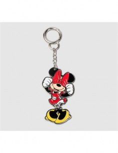DISNEY Llavero Minnie Metalico