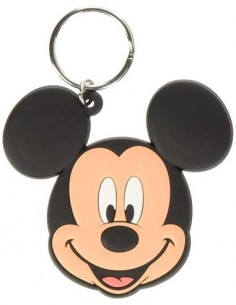 DISNEY Llavero Cara Mickey Mouse