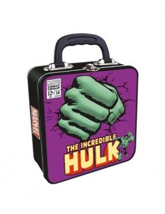 MARVEL Fiambrera Portatil Hulk TOTEMV01