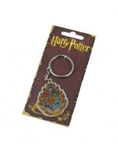 HARRY POTTER Llavero Escudo Hogwarts KEYHP01