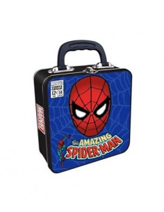 MARVEL Fiambrera Portatil Spider-Man TOTEMV03