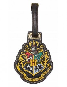 HARRY POTTER Tag Colgador De Maleta Hogwarts LTHP03