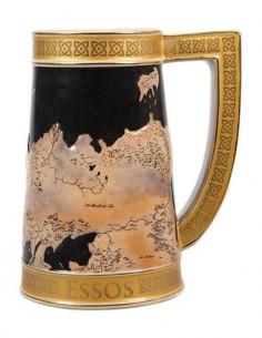 JUEGO DE TRONOS Jarra Ceramica Westeros Coleccion Stein MUGSTGT09