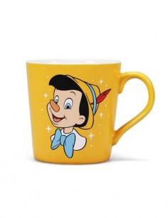 DISNEY Taza Mug Pinocho Amarilla MUGBDC06