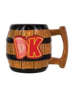 DONKEY KONG Taza Forma Barril DK 40Cl