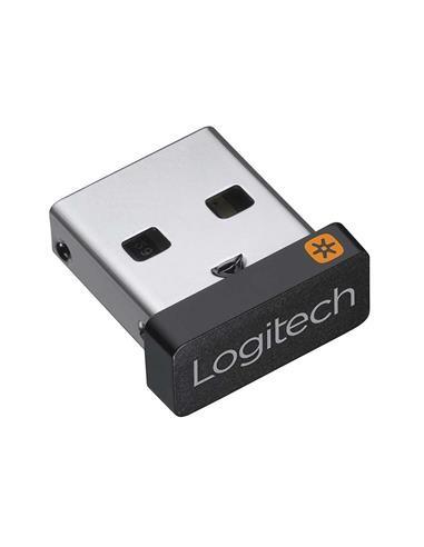 LOGITECH Receptor Bluetooth Usb Unifying Para Ratones Y Teclados Inalambricos