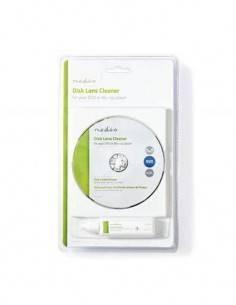 NEDIS Limpiador de DVD Y Blu-ray Con Liquido CLDK110TP