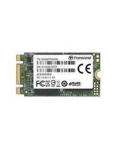 TRANSCEND Disco Duro 120Gb M.2 SSD 420S Sata III 6Gb/s