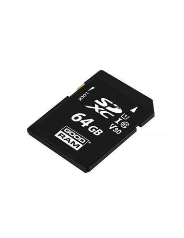 GOOD RAM Tarjeta Memoria SDHC 64Gb Clase 10 UHS-I V30 100MB/s