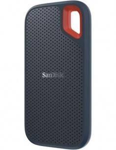 SANDISK Disco Duro SSD Externo 1TB Extreme 550MB/s Resistente Al Agua