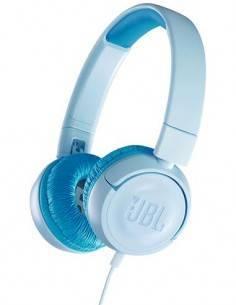 JBL JR300 Auriculares Estereo Casco Para Niños Azul Claro