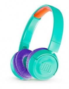 JBL JR300 Auriculares Estereo Casco Bluetooth Para Niños Verde