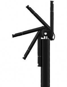 DEVIA Palo Selfie Con Cable Micro Usb Negro