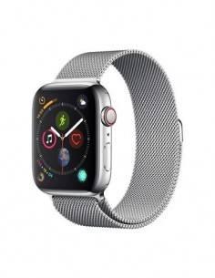 DEVIA Correa Elegant Milanese Apple Watch 4 38/40mm Plata 325045
