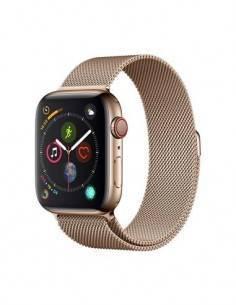 DEVIA Correa Elegant Milanese Apple Watch 4 38/40mm Oro 325069