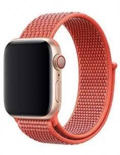 DEVIA Correa Apple Watch 4 42/44mm Naranja 326301