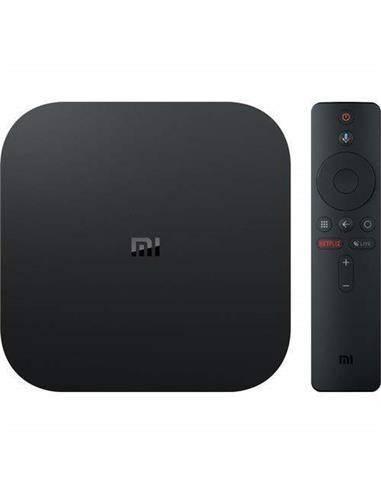 XIAOMI MIBOX S TV 4K Ultra Hd Set-Top Box Negro