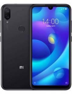 """XIAOMI Telefono Movil Mi PLAY Negro 5.84"""", Dual Sim, 4Gb Ram, 64Gb, Octa Core, 12Mp-2Mp"""