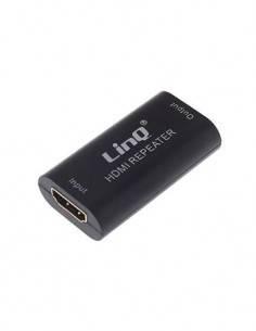LINQ Adaptador Repetidor HDMI H/H 3D HD-2K4K