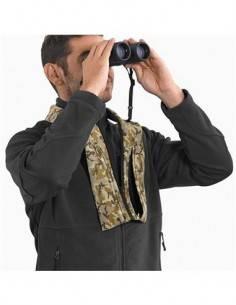 MIGGO Funda Protectora Prismaticos Camuflaje