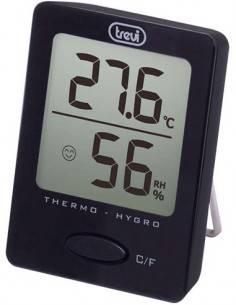 TREVI Estacion Meteorologica TE 3004 Negra Temperatura, Hygrometro