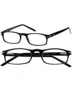 ZIPPO Gafas De Lectura Negra +3.00 31Z-B6-BLK300