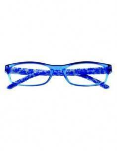 ZIPPO Gafas De Lectura Azul Flores +3.00 31Z-B12-BLU300