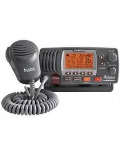 COBRA Emisora Movil Banda Marina MRF77 VHF con DSC Y GPS, Recuperas Llamadas Perdidas