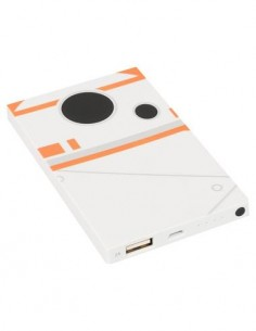 MARVEL Bateria Externa Portatil 4000mAh STAR WARS BB-8