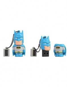 TRIBE Pendrive Usb 8Gb DC COMICS BATMAN Azul