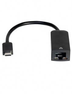 FONESTAR Adaptador Usb 3.1 Tipo-C A RJ45 Ethernet FO-51CE
