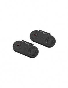 FONESTAR Intercomunicadores Inalambricos RF KW-866 4 Canales, Distancia 300mtrs