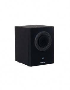 FONESTAR DOTS-N Altavoz Bluetooth Negro con Manos Libre, Aux, Bateria de 10 horas