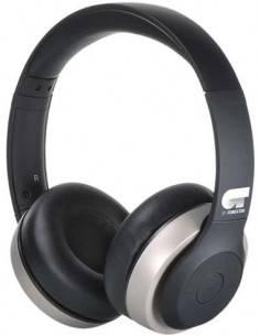 FONESTAR Auricular De Casco Inalambrico Bluetooth/Aux HARMONY Dorado