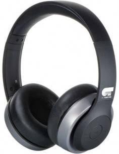 FONESTAR Auricular De Casco Inalambrico Bluetooth/Aux HARMONY Plata