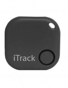 MUVIT iO Tracker Localizador Inalambrico Rastreador Negro Rango 10Mtrs