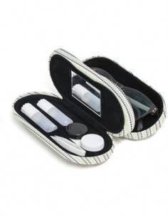 BALVI Kit Estuche Para Gafas y Lentillas Twin ETNIC