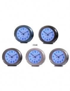 TIMEMARK CL84 Despertador con Luz Led, Snooze, silencioso.
