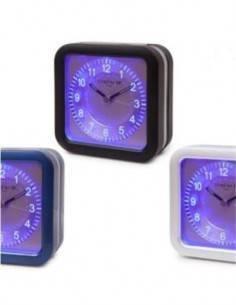 TIMEMARK CL280 Despertador Silencioso con Beep,Snooze
