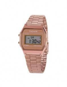 TIMEMARK TM1131 Reloj Digital / Cronometro/Alarma Oro Rosa
