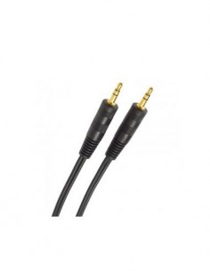 CROMAD Cable Jack 3.5MM Estereo M/M 10 Mtrs