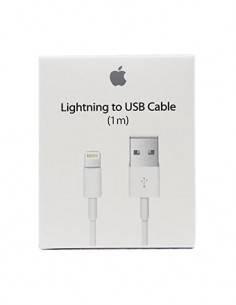 APPLE Cable Datos Lightning 1mtr Caja