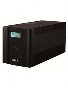 ELBAT EB0109 SAI UPS Interactivo 2000VA/1200W Delta Lcd