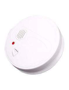 ALECTO Detector de Humo+ Silencio SA-18