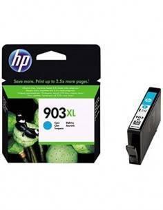 HP Tinta 903XL Cyan Para Officejet 6950/Pro 6960/6970